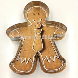 Weihnachts Kuchen Tools Legierung Lebkuchen Mann Kuchen Dekorieren Tools  Keks Küche Fondant Zubehör Für Die Küche Kuchenform Stand