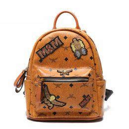 Wholesale Korean Style Backpacks - 2017 new high quality fashion women backpack bag M&M designer backack 3 color Korean style famous brand bag