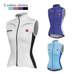 Wholesale Cycle Vest Clothing - 2015 summer WOMEN Cycling Clothing Sleeveless jersey Mountain riding sportswear Jersey Cycling vest Bike Jersey maillot Ciclismo