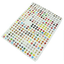 Wholesale Home Button Protector - Free Shipping 330PCS Mixed Home Button Sticker Protector for iPhone iPad 1  2 iTouch order<$18no track