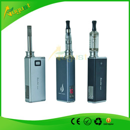 Wholesale Mvp Electronic Cigarettes - Wholesale - - iTaste MVP Long Lasting 2600mAh Box Electronic Cigarette Kit With Iclear 16 APV Body