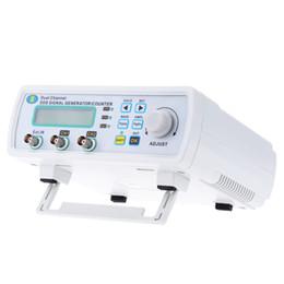 Wholesale Digital Dual Meter - 200MSa s 25MHz Signal Generator DDS Function generator Digital frequency generator meter Dual-channel Arbitrary sine Waveform