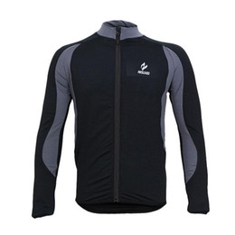 Wholesale Exercise Bicycles - 2016 Newest Bike Tops Bicycle Fleece Latest Sales on Cycling Jerseys Bike Jerset Comfy Sportwear Waterproof Exercise Clothing Quick Dry Sale
