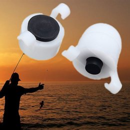 2019 nuove lampade fluorescenti Nuovo arrivo Fishing Pole Warning Light Alarm Reminder Light Night Lamp Intelligent Flash order $ 18no track