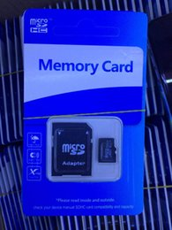 Wholesale Micro Sd Card Brand 32gb - 32GB 64GB 128GB SDXC MicroSD Card Class 10 Generic Code Name Brand C10 Micro SDXC TF MicroSD Memory Card Free SD Adapter Multiple Packaging
