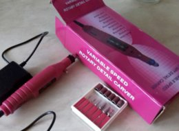 Machine portative acrylique de salon de kit de foret de ficelle d'art de clou rapide de clou ? partir de fabricateur