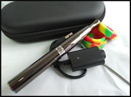 Wholesale Rod Element - puffco ego ago wax concentrate vaporizer vape pen vaporizer e cigarette kit ceramic quartz rod coil heating element set