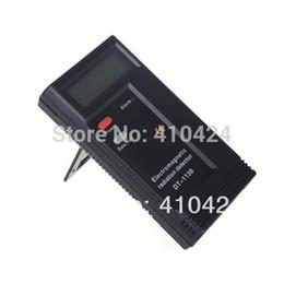 Wholesale Electromagnetic Radiation - Digital LCD Electromagnetic Radiation Detector EMF Meter Dosimeter Tester DT-1130 order<$18no track