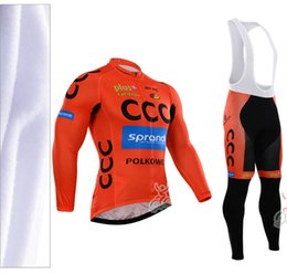 Wholesale Thermal Kit - onsale style 2015 male cycling clothing Winter Thermal Fleece cycling jersey long sleeve cycling jerseys+bib pants tights Bicycle Long kits