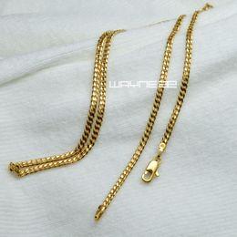 collana in oro 18k giallo Sconti