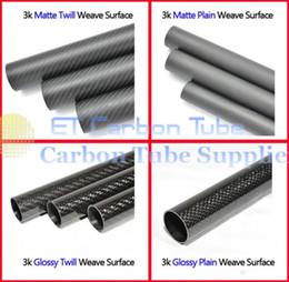 Tube de fibre de carbone 1-2PCS 3k OD16mm 16mmx12mm / 16mmx13mm / 16mmx14mm / 16mmx15mm xlength 500m 3k tuyaux de bricolage RC ? partir de fabricateur