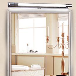 Prima del bagno specchio lampade anteriori camera da letto specchio luce corridoio illuminazione acrilica con sorgente luminosa a LED da