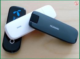 Wholesale Unlock Networks - New HuaWei E367 3G wireless modem max 28.8Mbps wireless network card wifi dongle unlocked USB2.0 interface free shipping