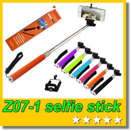 Kleinkasten Z07-1 Selfie Stock Handheld Einbeinstativ + Clip Halter für Handy Action Kamera Sport DV von Fabrikanten