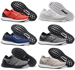 Wholesale Black Femme - New Ultra Boost Uncaged Womens Mens Running Shoes Outdoor Ultra Boost 5.0 Femme Homme Trainers Walking Sneakers