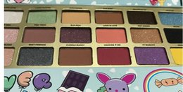 Wholesale Making Friends - Clover A Girl's Best Friend Makeup 18 colors Eyeshadow Palette Make up Cosmetics Matte and Shimmer Eyeshadow Powder Palette