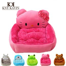 Wholesale Small Dog Beds For Sale - Free Shipping Dog Beds Fashion Pets House Cartoon Style Puppy Dogs Beds For Small Pets Cats House Hot Sales Free Shipping HP349
