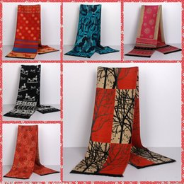 Wholesale Cheap Wholesale Pashmina - Cheap High Quality 8 Colors Available Women's Cashmere Scarves Beautiful Ladies Winter Shawl Soft And Warm Wrap Gift For Ladies Wholesale