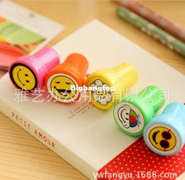 Wholesale Self Inking Stamps Kids - 60PCS Self-ink Stamps Kids Party Favors Supplies for Birthday Christmas Gift Boy Girl Goody Bag Pinata Fillers Fun Stationery
