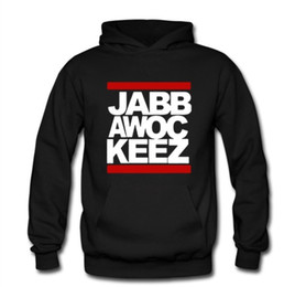 Wholesale Blue Dancer - Hoodies for men and women in autumn and winter the first American pullover sweater hip-hop dance Masked dancers JabbawockeeZ sweatershirt