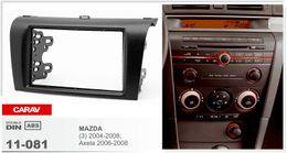 Wholesale din dash installation kit - CARAV 11-081 top quality car radio installation dash mount kit stereo install for (3) 2004-2008; Axela 2006-2008 2-DIN