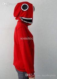 Wholesale Miku Hatsune Hat - Wholesale-Hatsune Miku cosplay costume v v red jacket Megpoid Vocaloid Matryoshka gumi Russian Doll suit sportswear with Hat