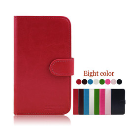 Wholesale Iphone Leather Case Screen - For LG M10 Optimus zone 3 K4 x cam x screen k10 G5 Leather flip phone case inside with credit card slots