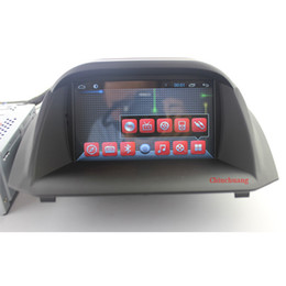 Wholesale Dvd Player For Ford Fiesta - Android 4.4 Car dvd for Ford Fiesta 2013- With Capacitive Screen,Canbus,Radio,BT,IPOD,TV,Wifi,3G,Free Map Gift !