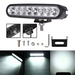 Wholesale Gs Style - 40W Offroad LED Light Bar Combo Beam For Car ATV SUV Boat Yacht Motorcycle Bumper LED Lamp 4X4 4WD AWD Truck 12v 24v Drive Style