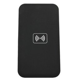 Wholesale General Wireless - Cheapest!Qi Wireless Charger Mobile phone charger QI standard charger Apple Samsung Nokia htc LG S6 6 plus 5s Andrews general ect