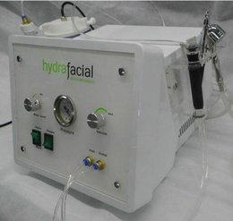 Wholesale Oxygen Beauty Equipment Skin - oxygen hydro peel spa water jet system skin care acne treatment beauty salon equipment