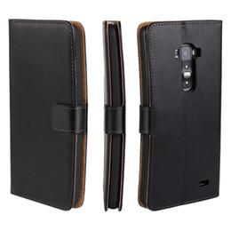 Wholesale Optimus G Cover - LG G Flex D958 F340  Flex 2 H959  Optimus L4 II Plain Weave Pattern Flip PU Wallet Leather Case Cover With Credit Card Slots Stand