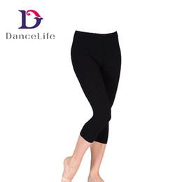 Wholesale Capri Dance Pants - Free shipping Child capri pant C2512 wholesale ballet dance pants ballet capri pant dance bottoms