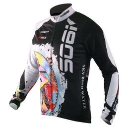 Wholesale Sobike Winter - Wholesale-SOBIKE Cycling Fleece jersey Thermal Long Jacket Bike Bicycle ciclismo MTB Road Winter Fleece Clothing Jerseys Outdoor Sports