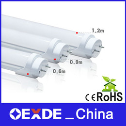 Wholesale T8 Commercial Lighting - Wholesale and retail LEDT8 warm white cool white fluorescent daylight tube 1.2M suitable alternative home and commercial lighting LED light.