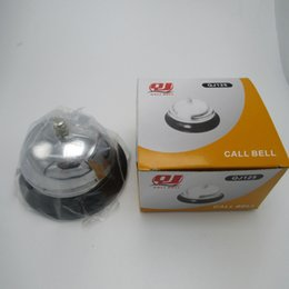 Wholesale Counter Service Bell - New Desk Kitchen Hotel Counter Reception Restaurant Bar Ringer Call Bell Service With retail box Free Shipping