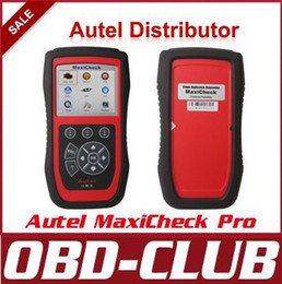 Wholesale Fast Citroen - Special Application Diagnostics MaxiCheck Pro with High Quality by Fast Express Shipping