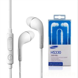 Wholesale Noodle Wire Earphone - Noodles Style 3.5mm Handsfree EG920 Earphone In-ear Headset with Mic Volume Control Earbud for Samsung S6 S7 Note4 Note5
