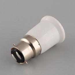 Wholesale B22 E27 Converter - 1 pcs Bulb Adapter B22 Male to E27 Female Light Lamp Adapter Converter Holders Bayonet 250V 500W Free Shipping, dandys