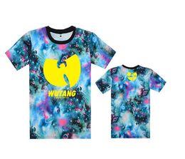 Wholesale Mix T Shirts - men brand t shirt Wu Tang t-shirts hip hop brand Short Sleeve Tshirts tee hommes and famous neck shirt roupas homem de marca Mixed order
