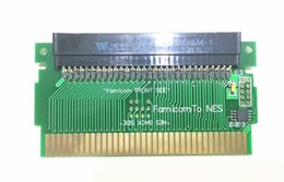 Wholesale Game Cartridges - Game Cartridge Adapter, Famicom To NES adapter (60 to 72 pin) support Everdrive N8
