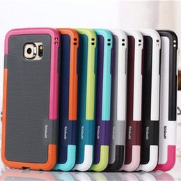 Wholesale Galaxy S3 Shock Proof - Walnutt Hybrid Armor Plastic TPU Cases walnutt colorful Shock Proof caess For Iphone 4S 5S 6 Samsung Galaxy S3 S4 S5