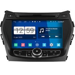 Wholesale Hyundai Ix45 - Winca S160 Android 4.4 System Car DVD GPS Headunit Sat Nav for Hyundai Santa Fe   iX45 2013 - 2014 with 3G Radio Video Player