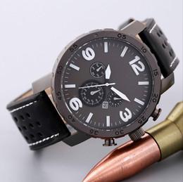 Wholesale top cheap watch brands - Foss Top Selling Luxury Brand Leather Strap Quartz Movement Men Women Fashion Wristwatch Casual Clock Watch Wholesale Cheap Price