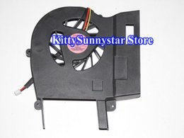 Wholesale Vaio Cpu Fan - For Sony Vaio VGN-CS31S VGN-CS31S VGN-CS21Z VGN-CS21S VGN-CS11Z VGN-CS110E VGN-CS11S MCF-C29BM05 5V 3Wire CPU Cooling Fan