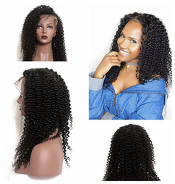 Wholesale Cheap Red Curly Synthetic Wigs - Free Shipping 1b# 2# 6# 27# 613# Afro Kinky Curly Wigs Heat Resistant Gluelese Synthetic Lace Front Wig Cheap Wigs for black women
