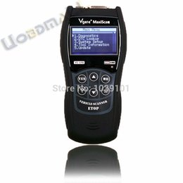 Wholesale obd2 scan tools - Wholesale-Vgate Maxiscan VS890 Scan Tool OBD2 OBDII Code Reader Free Shipping