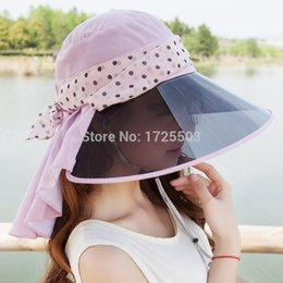 Wholesale Straw Hat Womens Fashion - Wholesale-Fashion Womens Mens Fedora Trilby Gangster Cap Summer Beach Sun Straw Panama Hat with Ribbow Band Sun hat