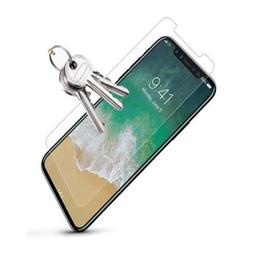 En gros 9H 0.3mm 2.5D Verre Trempé Pour iPhone X 8 7 6 Plus Anti-Explosion Anti Scratch Film Protecteur D'écran ? partir de fabricateur
