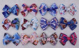 "Wholesale Presents Baby - New Princess 12pcs baby girl 2.5"" hair bows Boutique present hairbows 2339-2349B"